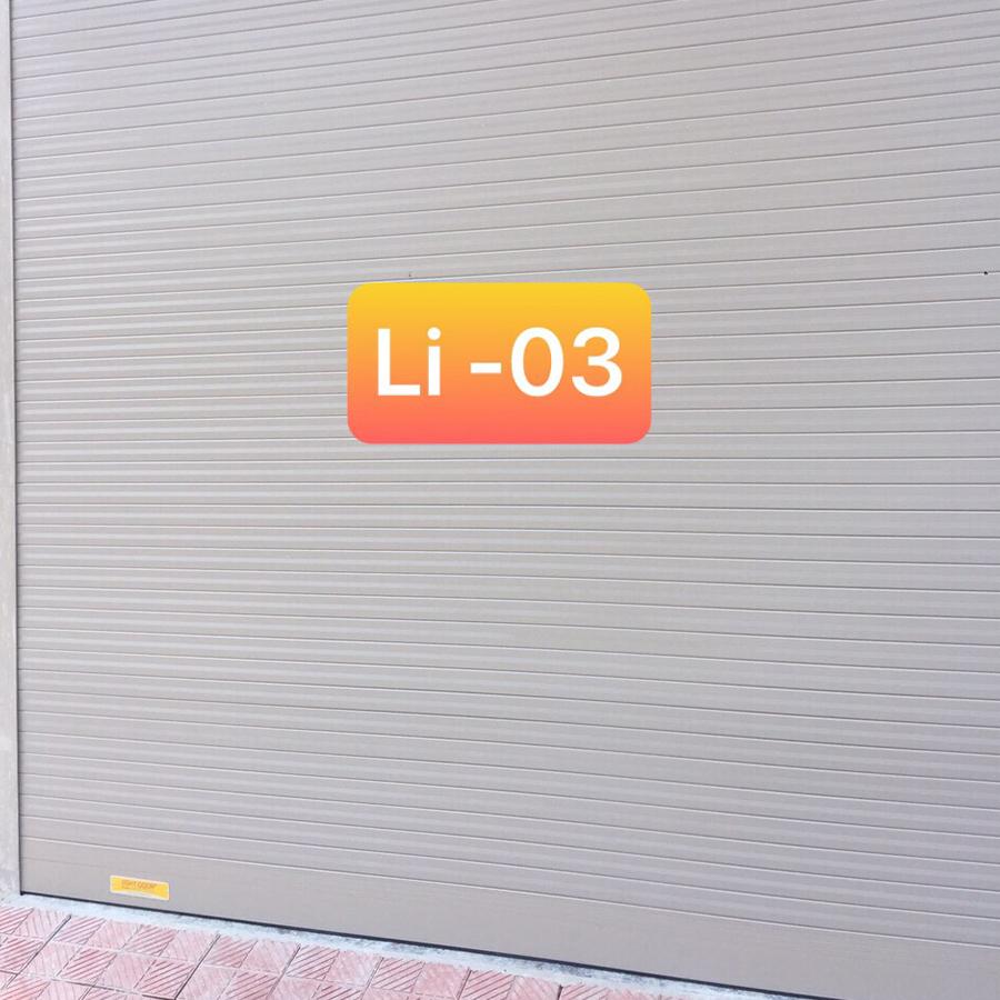 Cửa cuốn Light Door LI-03